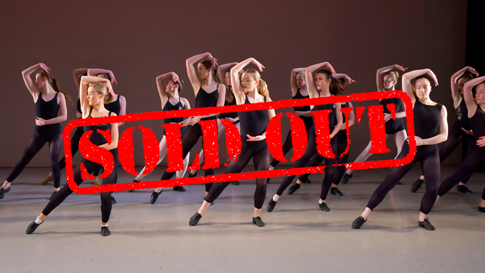 Dance Days '19 is sold out!