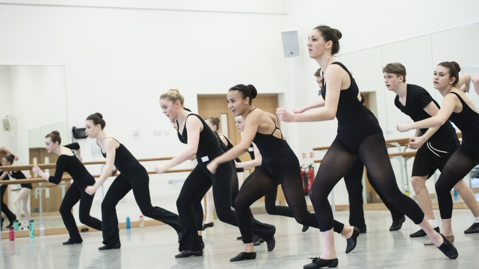 Level 3: Extended Diploma in Dance
