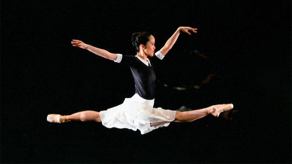 Online learning discount for professional dancers