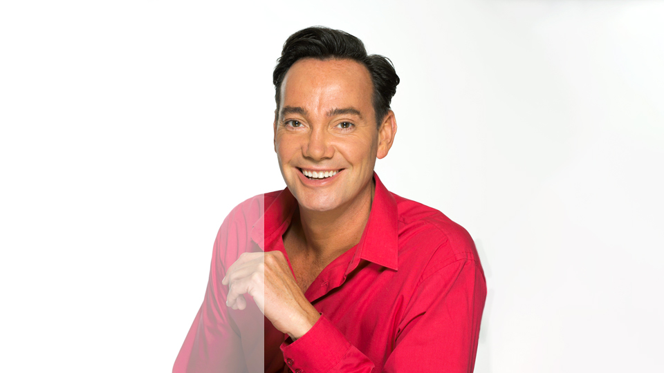 Welcome to our new Patron, Craig Revel Horwood!