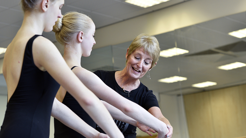 Level 6: Diploma in Dance Teaching